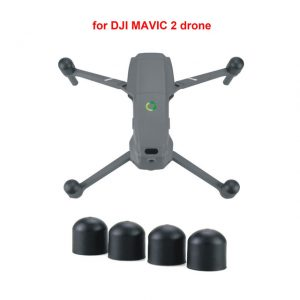 MASiKEN 4PCS/Set Silicone Motor Protective for DJI MAVIC 2 Drone accessories