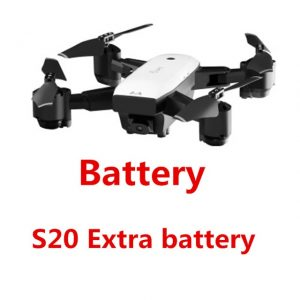 kingjoy For SMRC S20 drone 3.7V 1800 mAh battery with GPS 7.2V 900mAh