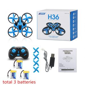 JJRC H36 Mini Drone RC Drone Quadcopters Headless Mode
