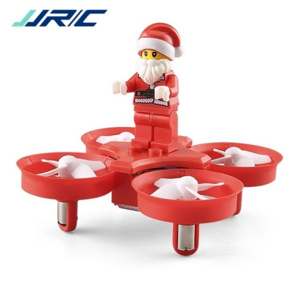 JRC H67 Flying Santa Claus w/ Songs RC Quadcopter Drone