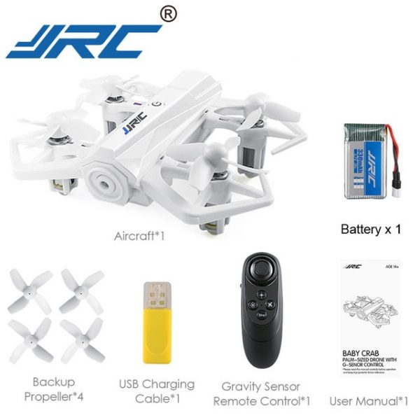 JJRC JJR/C H63 Mini Drones 2.4G Gravity Control Altitude Hold Headless Mode RC Quadcopter VS H36 H56 For Children Gift