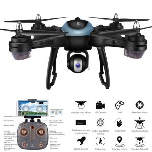 ISHOWTIENDA LH-X38G Dual GPS FPV Drone Quadcopter