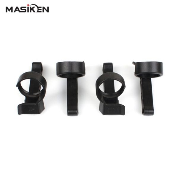MASiKEN 4PCS For DJI Spark Drone Heightened Landing Gear Leg Extender Extension Guard fast installation Drone Accessories