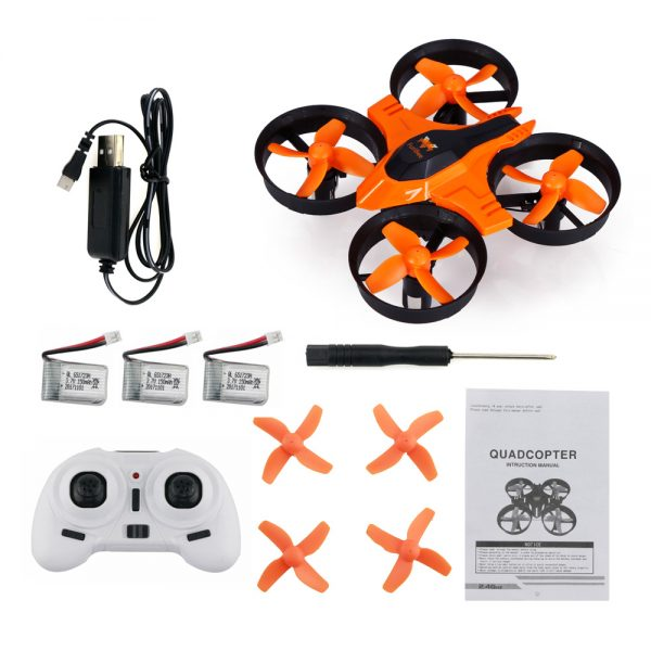 KidoME F36 Mini 2.4GHz 4CH 6 Axis Gyro RC Remote Control