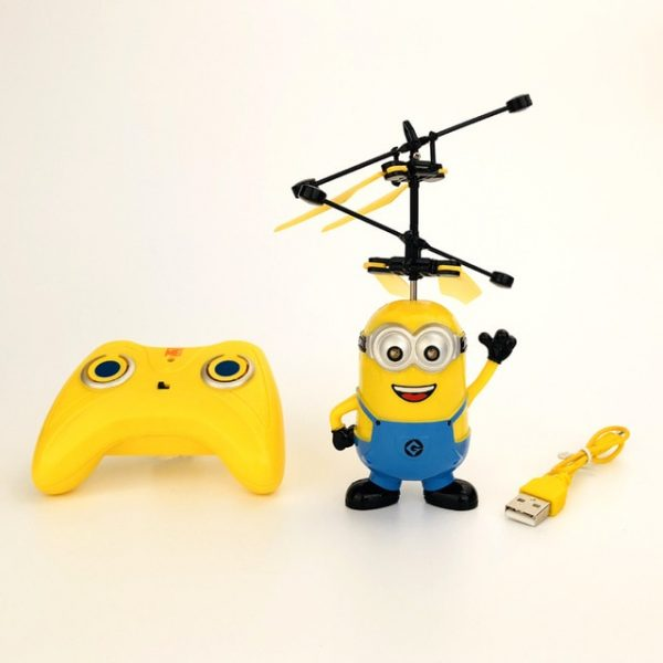 Official Authorized Minions Mini Drone Remote Control