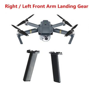 Original Front Arm Landing Gear Leg For DJI Mavic Pro Drone Left or Right Front Landing Gear Leg Repair Parts Drone Accessories