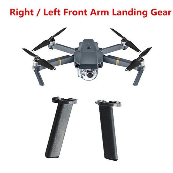 Original Front Arm Landing Gear Leg For DJI Mavic Pro Drone Left or Right Front Landing Gear Leg Repair Parts Drone Accessories