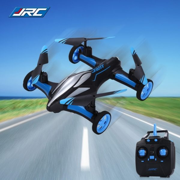 JJRC H23 2.4G 4CH 6-Axis Gyro Air-Ground Flying Car