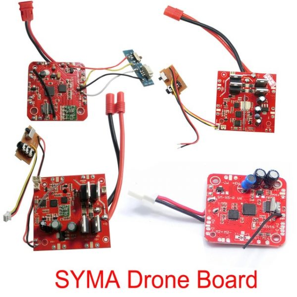 SYMA Drone Main Parts PCB Circuit Receiver Board X5C X5SW