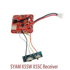 Original PCB Receiver board