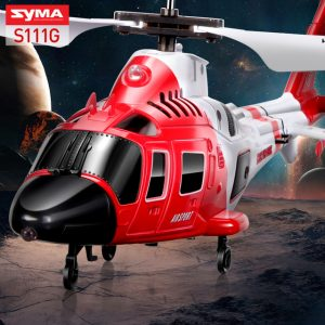 SYMA S111G Attack Marines RC Helicopter Remote Control