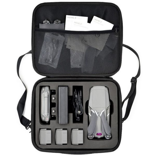 SUNNYLIFE Shoulder Bag DJI Mavic 2 Pro Zoom 1680D EVA Portable Hardshell Camera