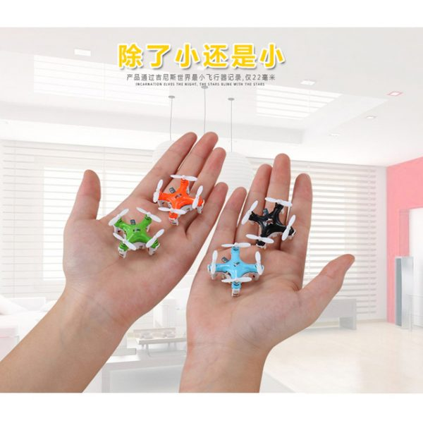World smallest drone cx-stars 2.4G Remote Control Toys