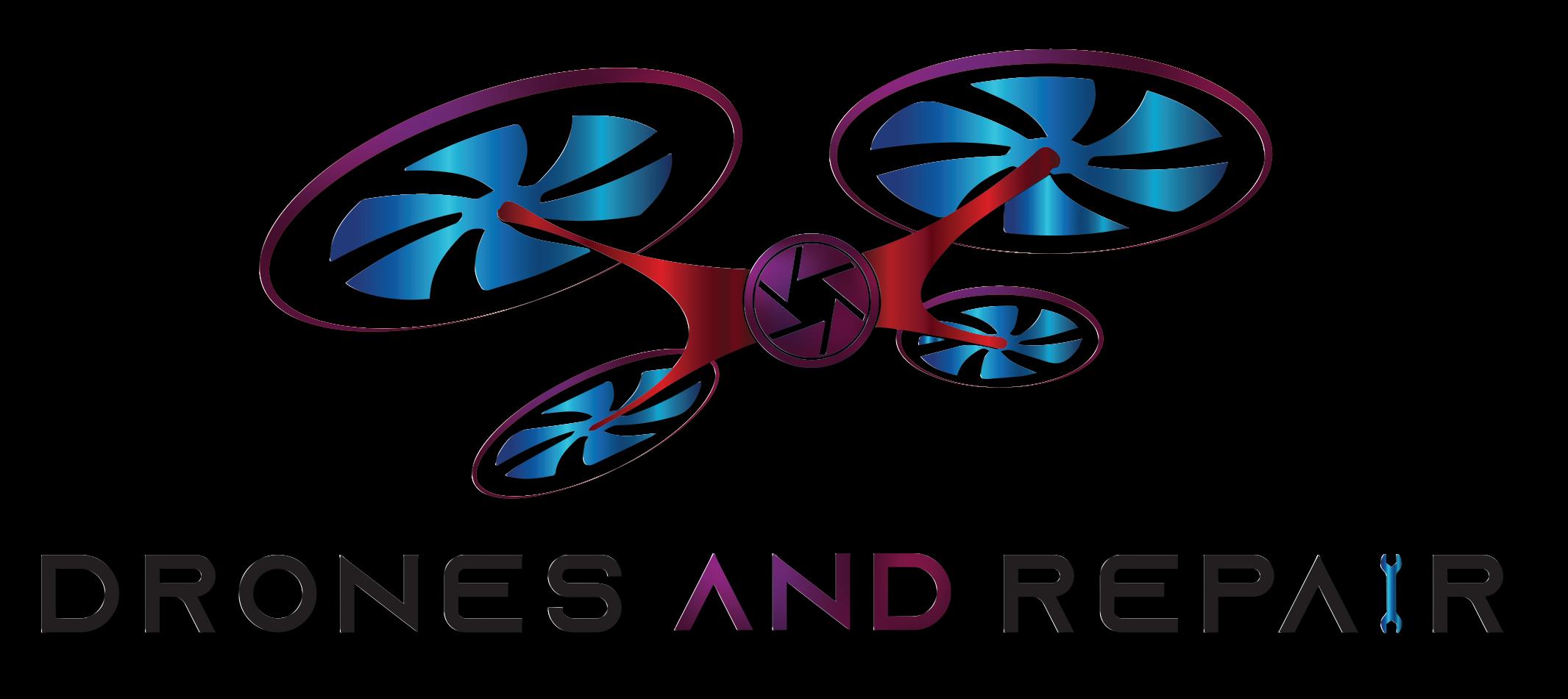 DronesAndRepair.com Logo