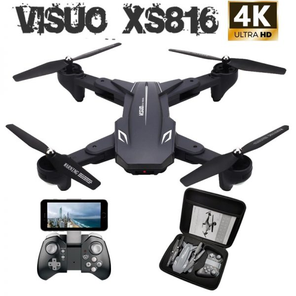 Visuo XS816 RC Drone - Drones and Repair