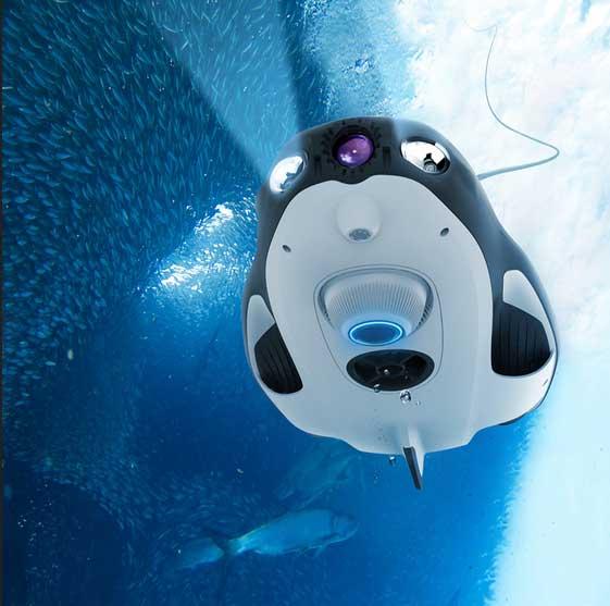 PowerVision PowerRay Underwater Drone DronesansRepair.com
