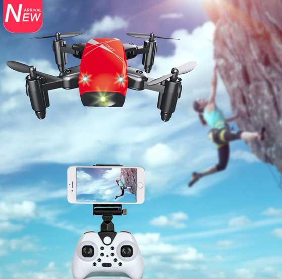 AEOFUN S9HW Mini Drone