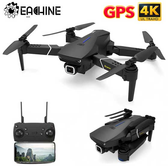 Eachine E520S FPV Quadcopter dronesandrepair.com